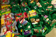 We gathered 30% more grocery bags than our previous year!