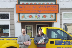 Orange Food Pantry
