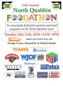 15th annual food-a-thon