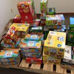 St Paul's Lutheran Church food donations