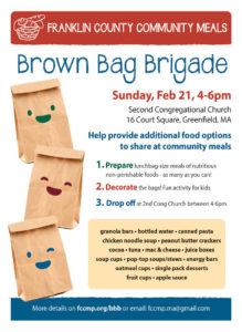 Brown Bag Brigade 2021
