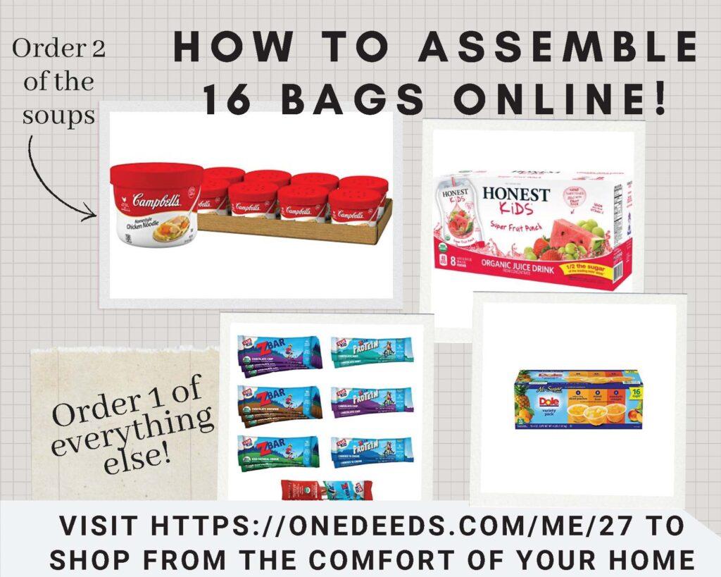 OneDeeds order online